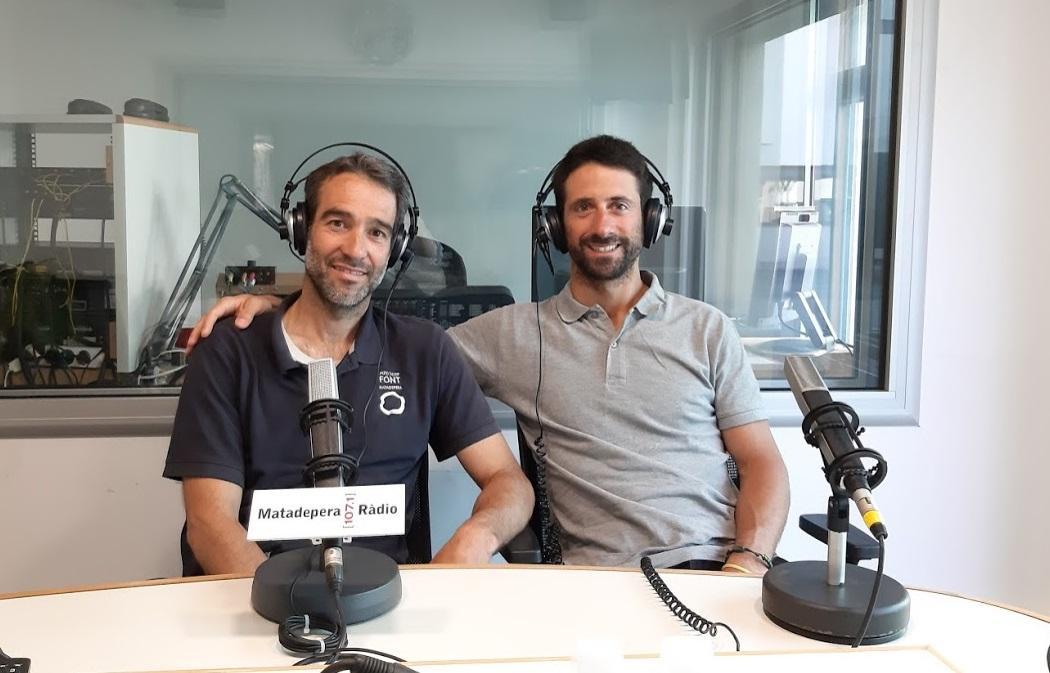 Oriol Font i Santi Perez